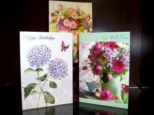 Large Greeting Card (LC-10)