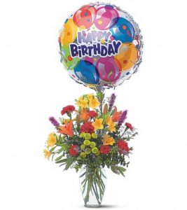 Supreme Birthday (TF42-1) (includes 1 mylar balloon)