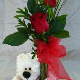 I Love You! Teddy Bear (VD13-02)