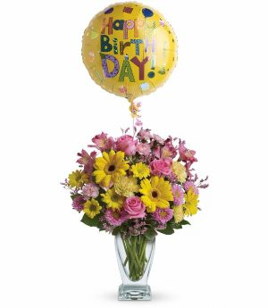 Dazzling Day (T21-1A) (includes 1 mylar balloon)