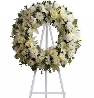 Serenity Wreath (T239-3A)