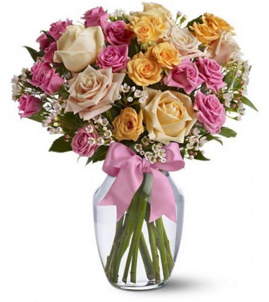 Springtime Roses (TW13-409)