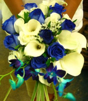 Blue & White Delight (WED13-02)