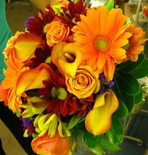 Sunset Sensation Bouquet (WED13-05)