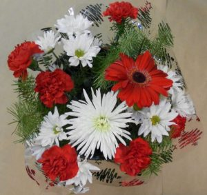 Red & White Delight Bunch (XM13-30)