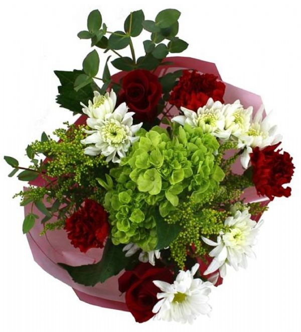 All You Need is Love Bouquet-red (VD14-30R)