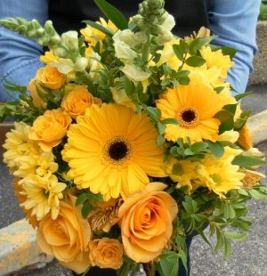 Super Sunshine Bouquet (WED14-01)