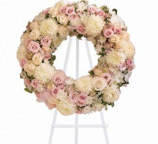 Peace Eternal Wreath (T236-1A)