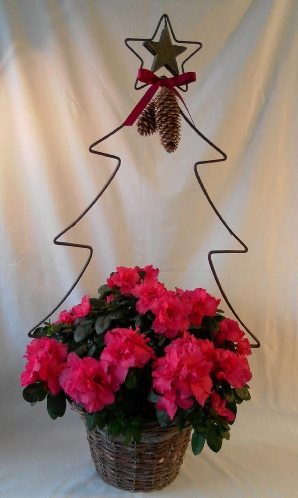 Christmas Tree Planter (XM14-01)