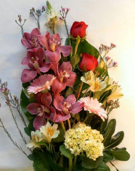 Opulent Orchid Bunch (VD15-04)