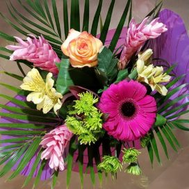 Love from the Tropics Bouquet (VD17-01)
