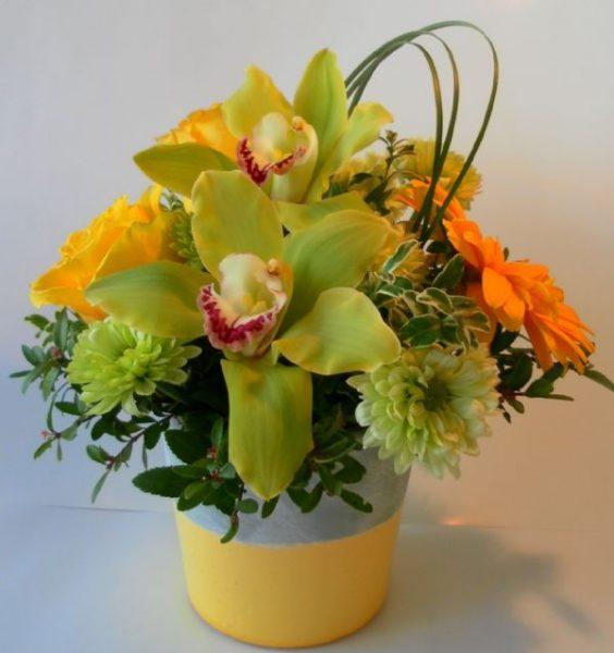 Pretty Pot of Cheer (MD17-01)