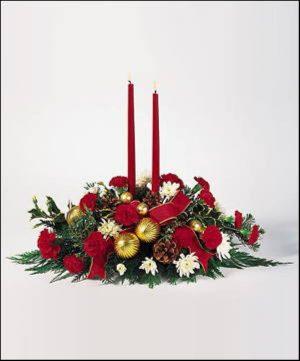 Candle-Light Bouquet (T76-1)