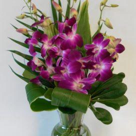 Orchid Trio Vase (FA19-01)