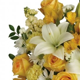 Designer's Choice Cut Flower Bouquet- Extra large (CF50-19). VASE NOT INCLUDED.
