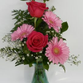 Sweet Sparkle Vase (FA20-14)